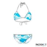 Fotografia produktowa packshot odzieży, zdjęcia odzieży typu duch bikini